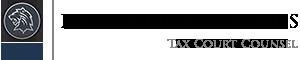 Dr Daniel N. Erasmus Tax Court Counsel Logo